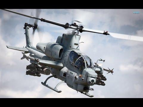 EL HELICÓPTERO DE COMBATE COBRA AH-1
