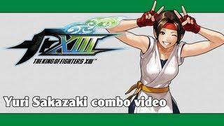 KoF XIII: Yuri Sakazaki combo video