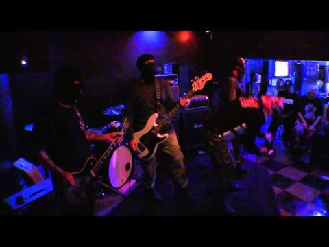 AMERICAN JIHAD - LONG BEACH CA 7/24/2015 - BLACKLIGHT 'VULTURE VIDEO""
