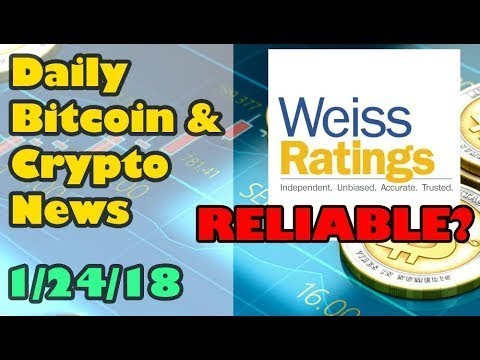 💥 Weiss Ratings For Cryptocurrency – [Look At 2016/2017 Vs 2018] - Cryptocurrency Ratings