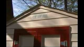 How To ... Overhaul A Storage Shed With New Doors And A Coat Of Paint