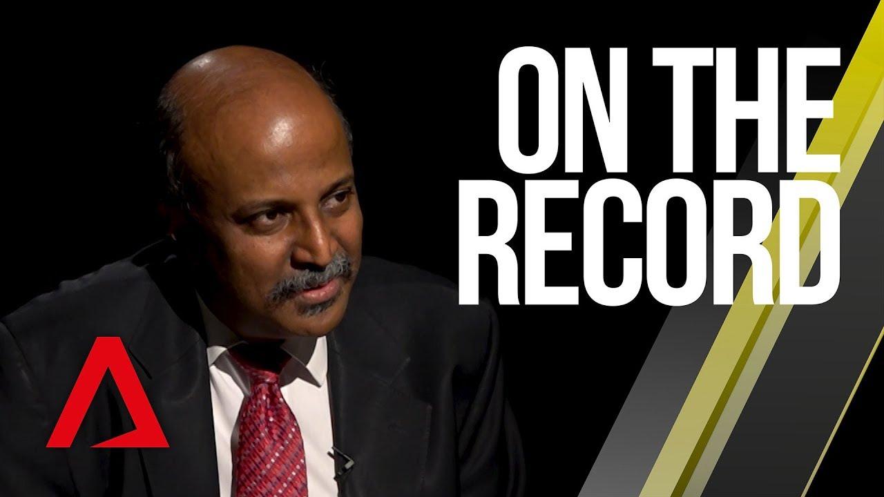 On the Record: Paul Tambyah