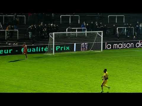 Olympic Charleroi  -  RFC Liège
