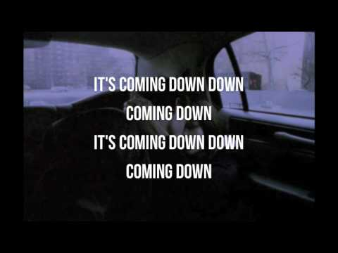 Coming Down-Halsey (lyrics)