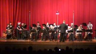 "Fowler Jazz Band I - ""Jungle Boogie"""