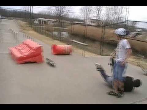 St. Charles, Mo Fountain Lakes Skate Park Fails