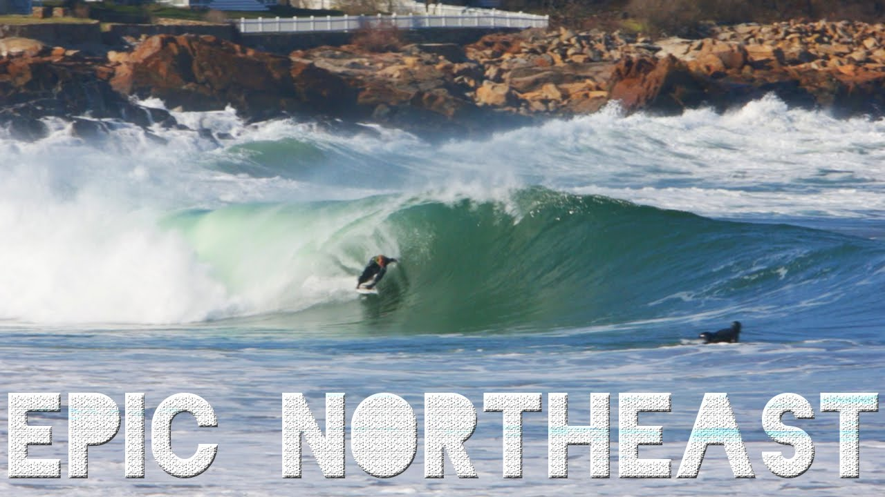 Scoring Epic Surf In New England YouTube - 16 epic surfing photos