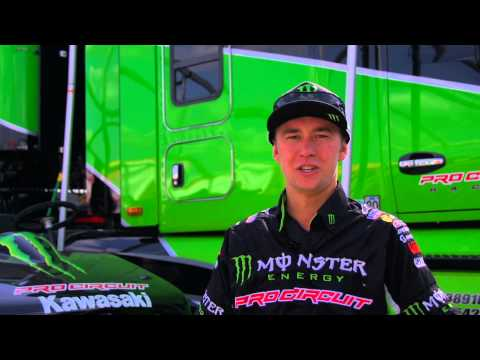 Racer X Films Blake Baggett In The Spotlight at the 2014 High Point National