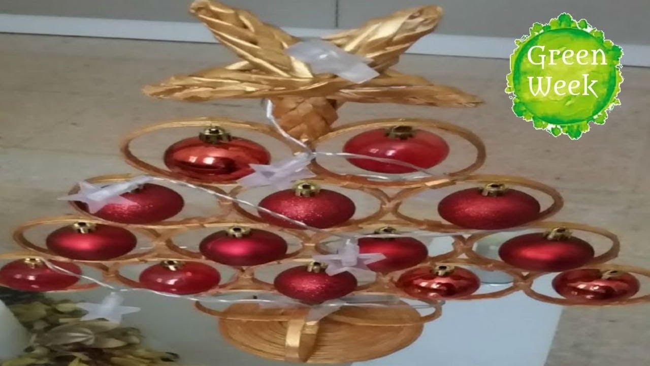 Como hacer arbol de navidad elegante y sutil isnayashere - Arboles de navidad elegantes ...