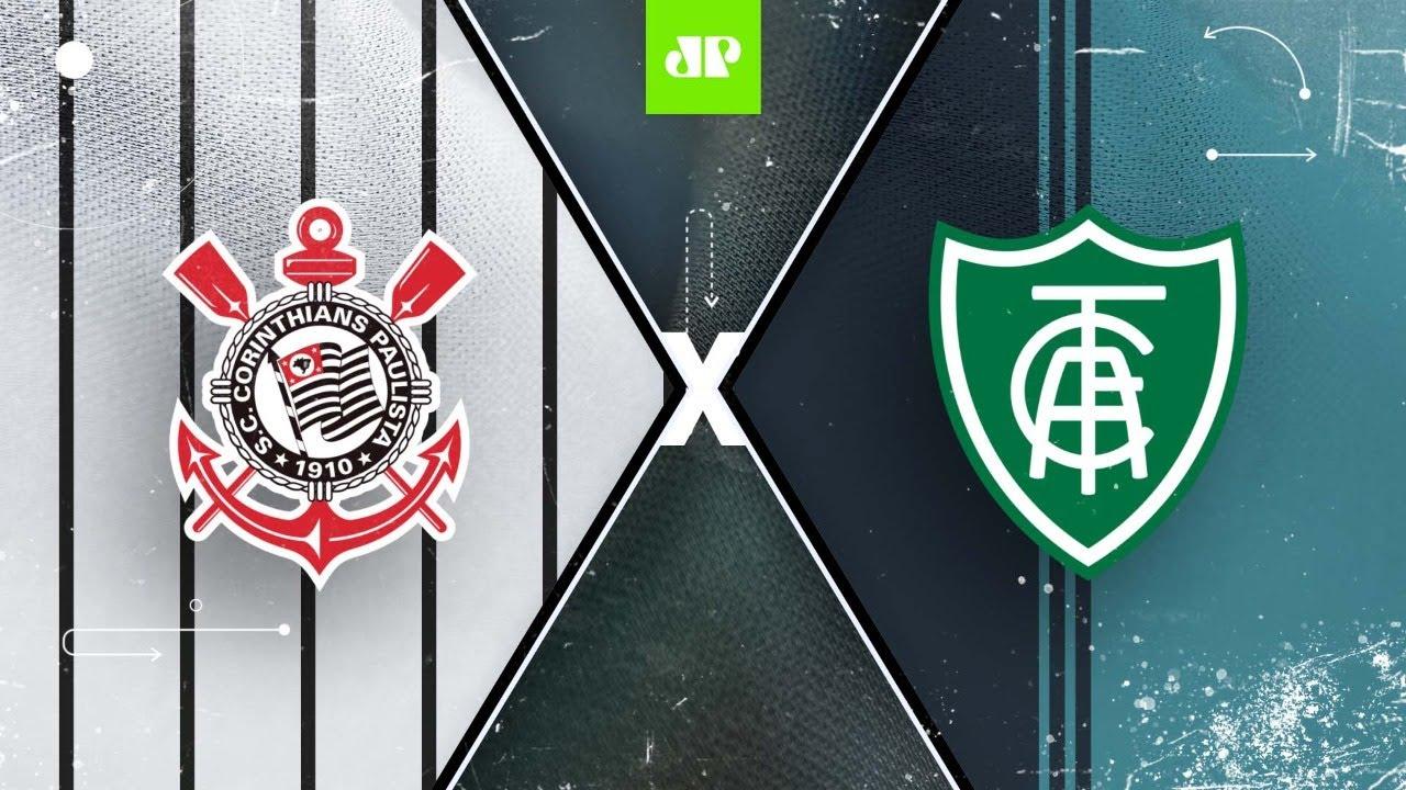 Download Corinthians x América-MG - AO VIVO - 19/09/2021 - Campeonato Brasileiro