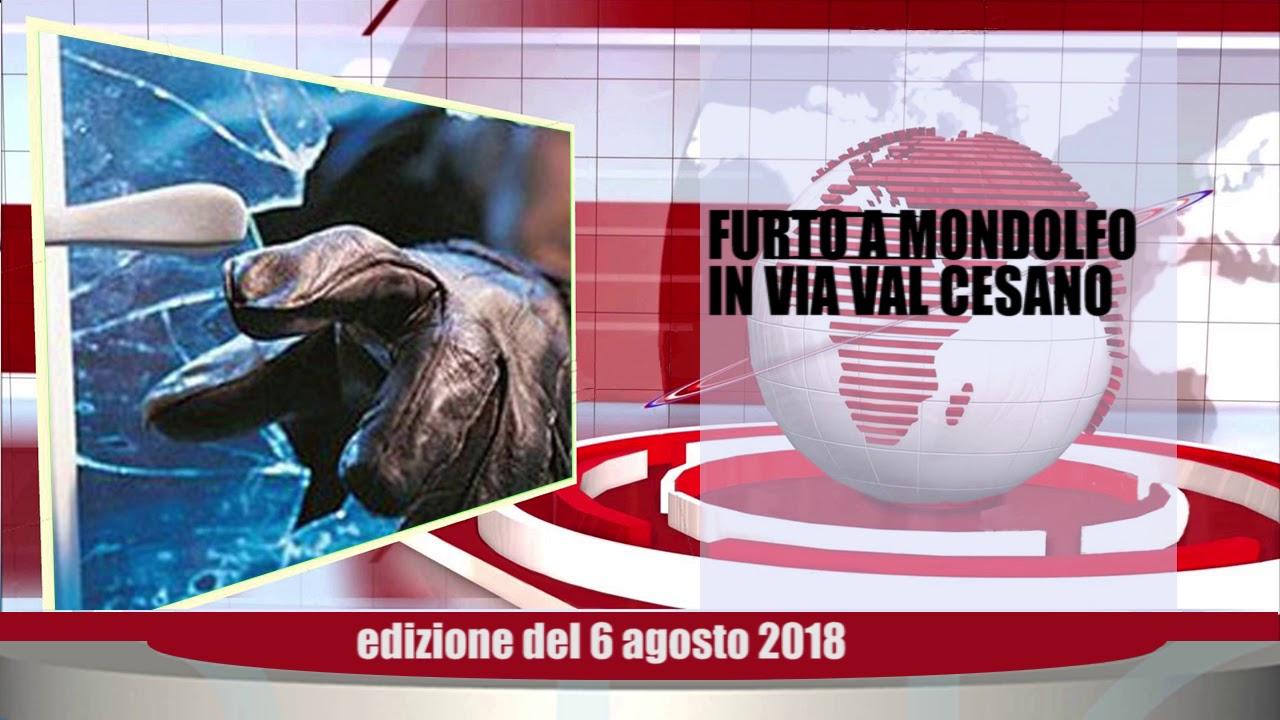 Velluto Notizie Web Tv Senigallia Ed  06 08 2018