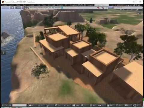 Virtual can lis walkthrough youtube for Virtual house walkthrough