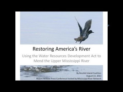 Restoring America's River