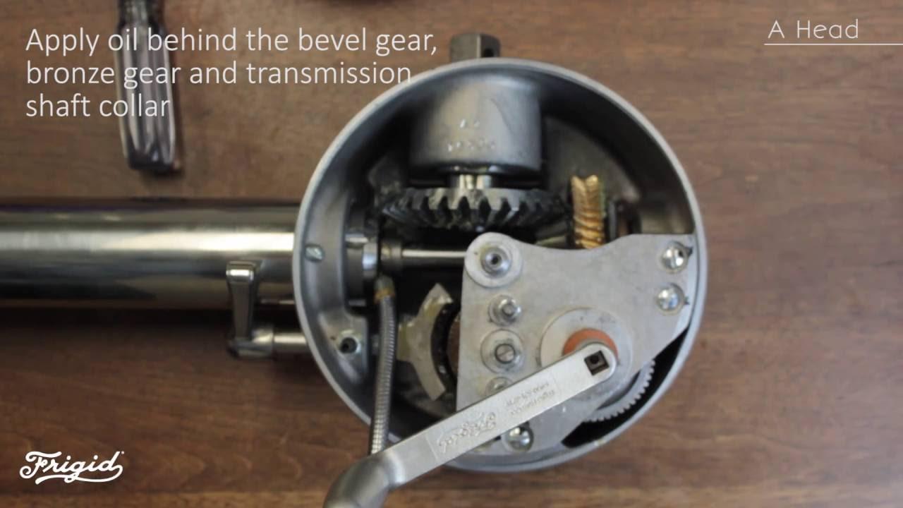 Frigid Master Lowering Device