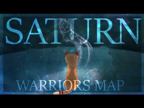(complete) Warriors MAP - Saturn