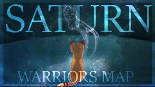 (complete) Warriors MAP - Saturn