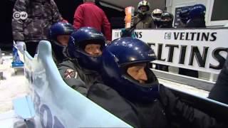Vertiginosa - la pista de Sauerland para bobsleigh y luge   Euromaxx