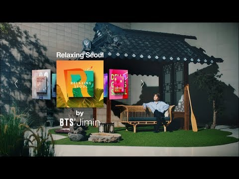 [2018 Seoul City TVC]  Relaxing Seoul By BTS' Jimin