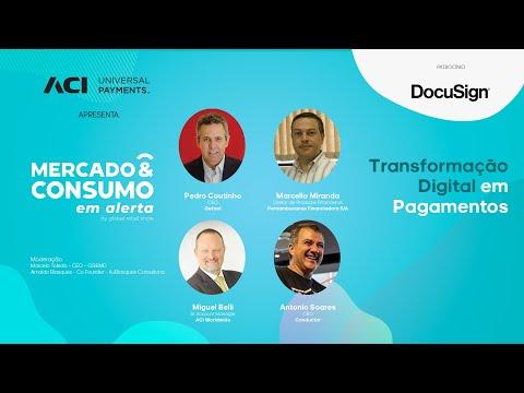 """Mercado & Consumo EM ALERTA - """"Transformação Digital em Pagamentos"""""""