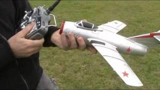 Skyangel 35mm Micro Mig-15 Maiden