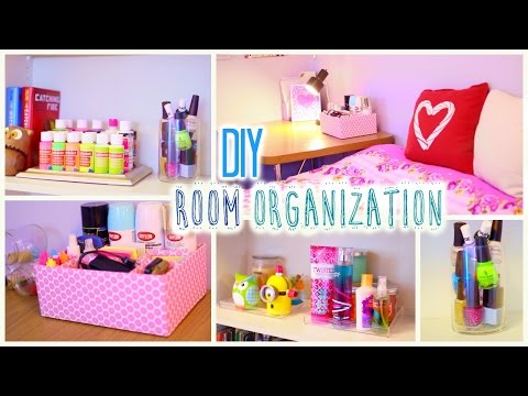 DIY Room Organization and Storage Ideas | How to Clean Your Room