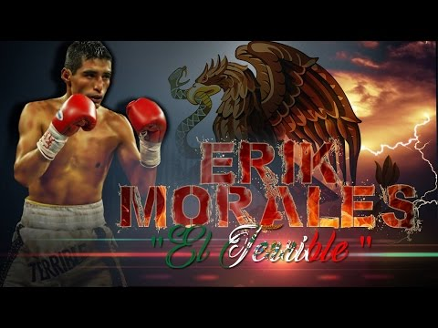 "Erik""El terrible"" Morales Highlights ( Greatest Hits ) 