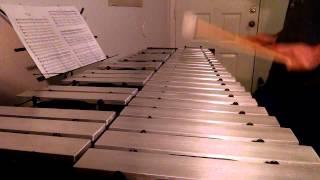 Homemade Vibraphone Sound Test