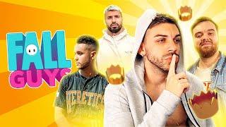 TORNEO EPICO de YOUTUBERS en FALL GUYS - Team DjMaRiiO