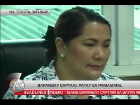 TV Patrol Southern Tagalog - December 29, 2015