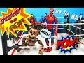 Örümcek Adam FNAF Freddy ye Karşı   Süper Oyuncaklar