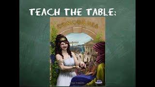 Teach The Table