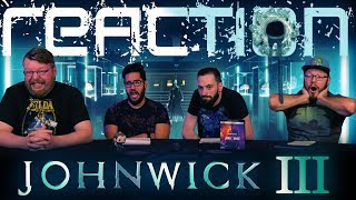 John Wick: Chapter 3 – Parabellum MOVIE REACTION!!