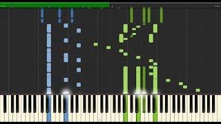 水瀬いのり - MELODY FLAG (Starry Wish) For Piano Solo