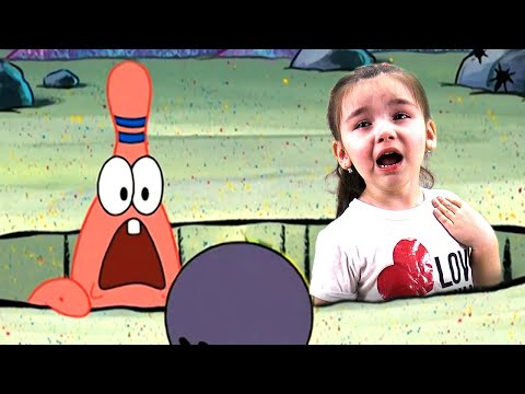 FINLAND! with Dominika In Real Life   Spongebob