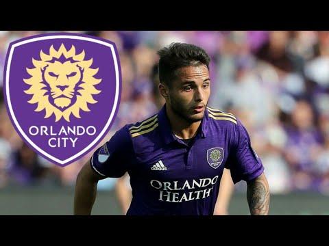 Josué Colmán ☆  Orlando City SC ☆  Goals ☆ Skills