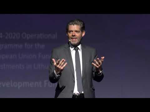 Innovation drift 2019:  MICHAEL PETERS  // Euronews
