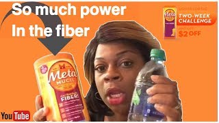 LOST 5 POUNDS FROM METAMUCIL WATCH!!!!!!!