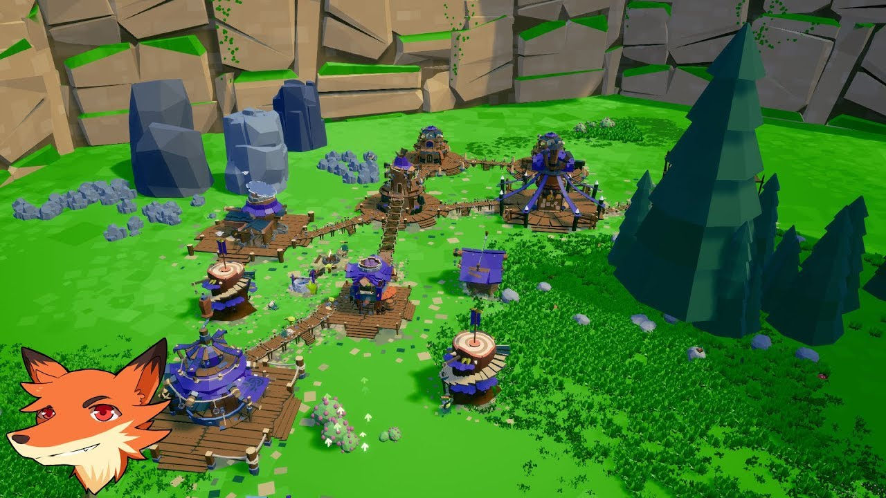 Goblins of the Elderstone FR Le jeu de gestion de village gobelins arrive sur steam! - YouTube