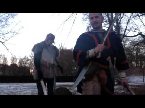 CelticWarfare s3 ep 3 special  The Kopis in civil combat situation