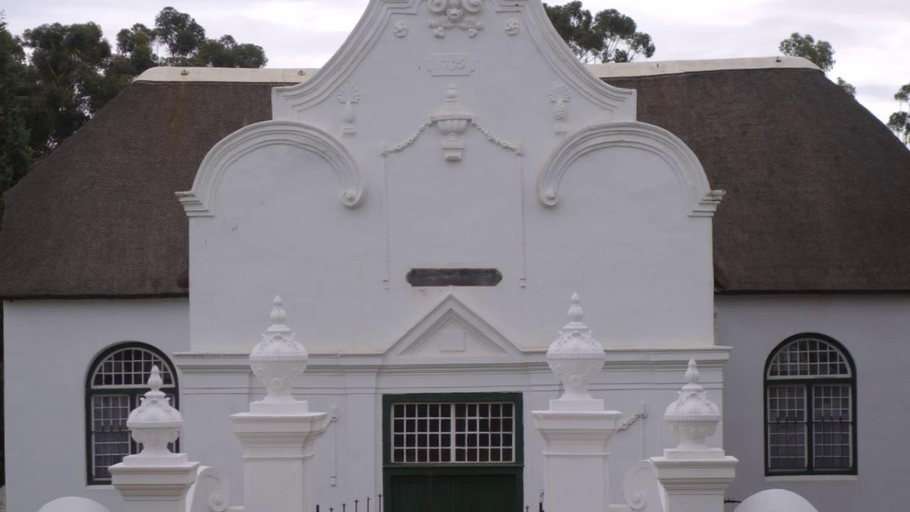 2018 Rsa Day 30 Tulbagh Church Street Cape Dutch Houses By