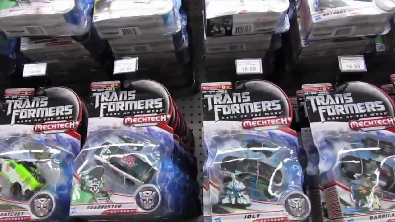 Couldn't resist buying Transformers Dark of the Moon Toys ...