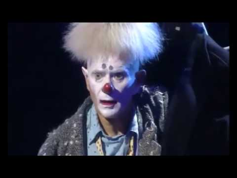 The Clown Act - Alegría, Cirque du soleil.