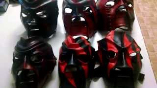My Kane mask Collection