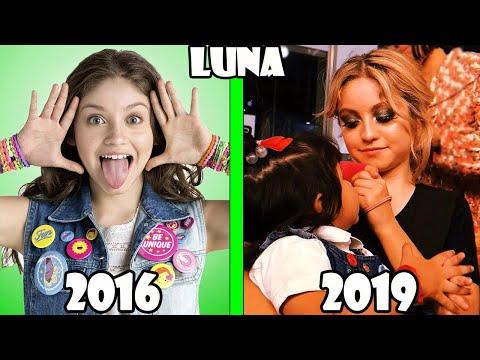 SOY LUNA AVANT ET APRÈS 2019 (Soy Luna Série Télévisée)