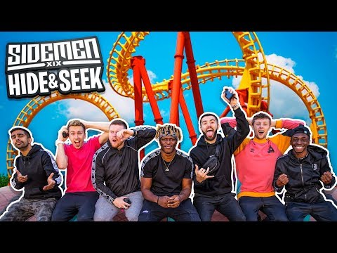 SIDEMEN HIDE & SEEK IN A THEME PARK from YouTube · Duration:  39 minutes 35 seconds