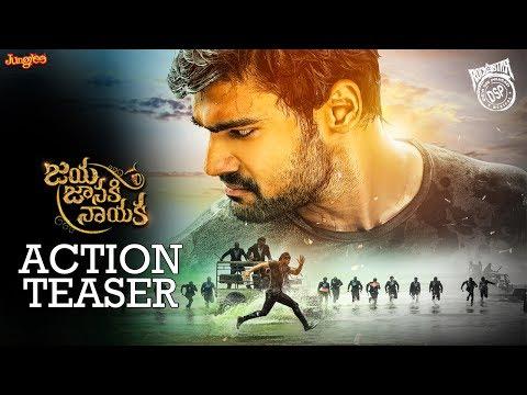 Jaya Janaki Nayaka Action Teaser | Bellamkonda Sreenivas | Rakul Preet | Boyapati Srinu | DSP thumbnail