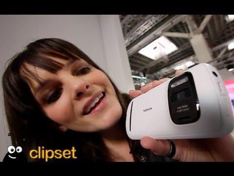 Nokia 808 PureView #Videorama OntheGo #MWC