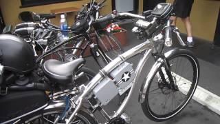E-bike with Dual Motors---Hemdan's Street Machine