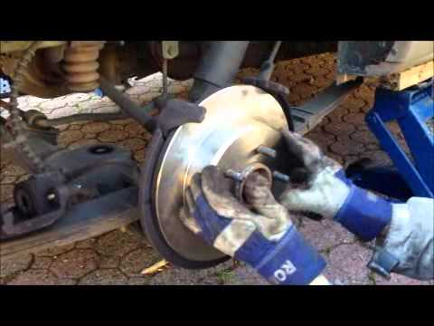 Hqdefault on Chrysler Sebring Convertible Brake