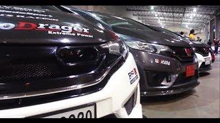 เหล่าขุนพล Honda ร่วมเฮฮา ณ ลานกิจกรรม BKK Motorshow 2016